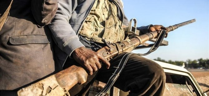 Nijerya'da Terör Örgütü Boko Haram 30 Kişiyi Kaçırdı