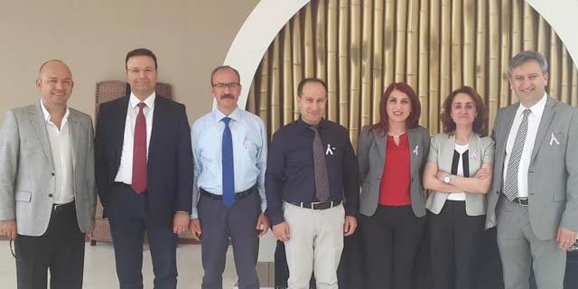 Memorıal Kanser Okulu ikinci kez Kıbrıs'ta