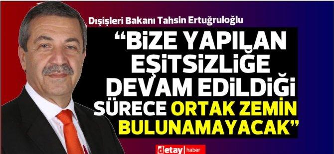 Ertuğruloğlu, Pakistan medyasının önde gelen basın-yayın organlarına mülakat verdi