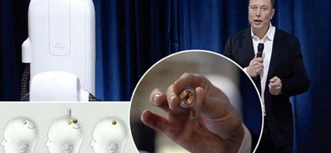 Elon Musk, Neuralink çipini yıl sonuna kadar insan beyninde denemeyi hedefliyor