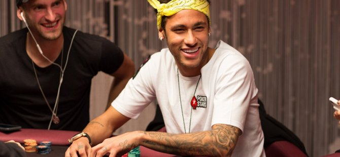 Neymar: Futbol yüzünden pokere zaman ayıramıyorum