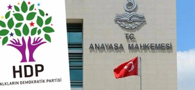 Anayasa Mahkemesi'nin HDP iddianamesi kararı: CMK 170'e aykırı, 'odak hali'ninin delillerle ilişkilendirilmesi gerekir