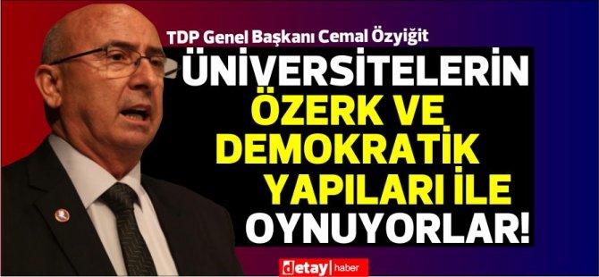 Cemal Özyiğit: Δεν γνωρίζουμε εάν υπάρχει μια τέτοια εξήγηση.  Εάν υπάρχει άλλο πρόβλημα, εάν υπάρχει άλλο πρόβλημα.