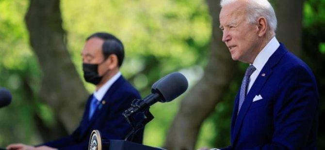 Ο Μπάιντεν είχε την πρώτη του πρόσωπο με πρόσωπο συνάντηση με τον Ιάπωνα πρωθυπουργό από τότε που ανέλαβε τα καθήκοντά του