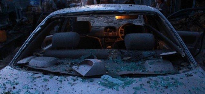 Afganistan'da Taliban bomba yüklü araçla karakola saldırdı:3 ölü