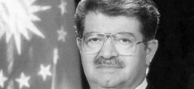 Tatar, TC 8. Cumhurbaşkanı Özal'ın ölüm yıldönümü nedeniyle mesajı yayımladı