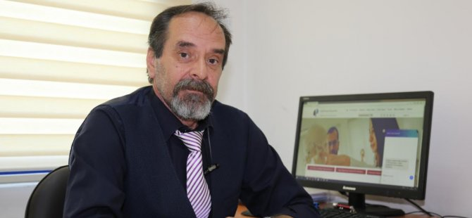 LAÜ Akademisyeni Meriç, Covid-19 yoğun bakımdan çıkan hastalarda rehabilitasyon konusunun önemine dikkat çekti.. basın haberi