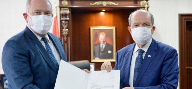 Cumhurbaşkanı Tatar, YÖDAK Başkanı olarak Prof. Dr. Turgay Avcı'yı atadı