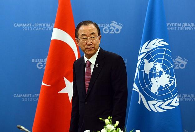 BM heyetinin incelemelerine ilişkin Erdoğan'ı bilgilendirdi