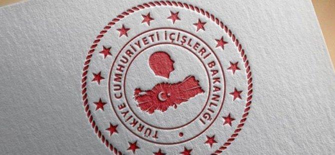 T.C İçişleri Bakanlığı, Türkiye Emekli Subaylar Derneği yönetimini görevden aldı