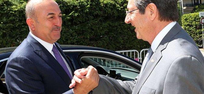 """Rum Hükümet Sözcüsü: """"Türk tarafı, Anastasiadis ile Çavuşoğlu arasındaki görüşmenin tutanağını BM'ye verdi"""""""