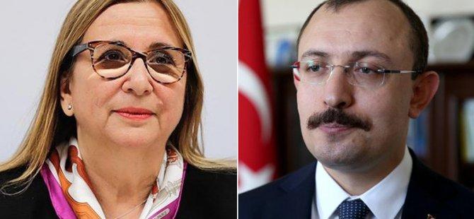 Ο Τούρκος υπουργός Εμπορίου Πεκάν, ο οποίος πούλησε υλικά στο υπουργείο του, απολύθηκε