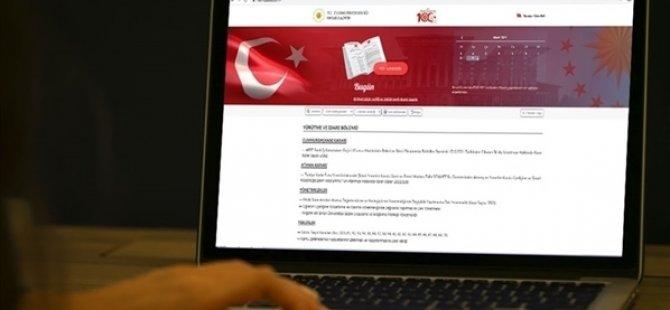 Türkiye'de İki Yeni Bakanlık Oluşturuldu, Kabineye Üç Yeni İsim Girdi