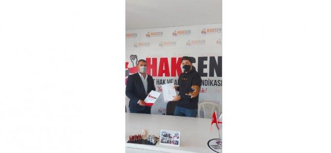 Η HAKSEN υπέγραψε συμβόλαιο με το Νοσοκομείο Ankara Güven για υπηρεσίες θεραπείας