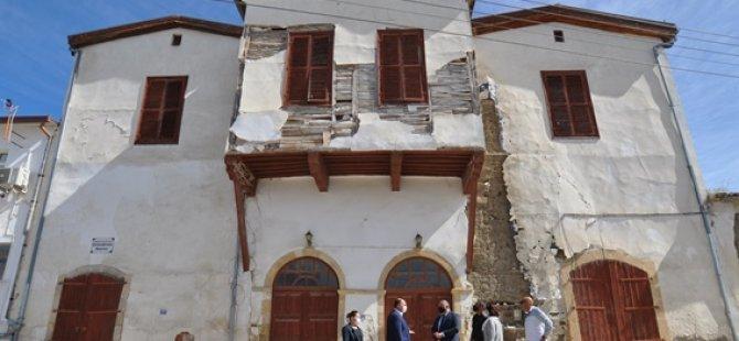 Tarihi Osmanlı Konağı Restore Edilerek Değirmenliğe Kazandırılacak