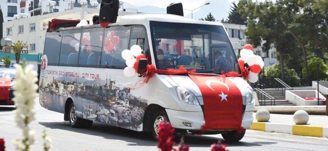 Girne Belediyesi:23 Nisan'da Balkonlarda Buluşuyoruz
