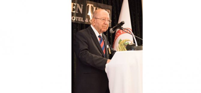Emekli Tümgeneral Cumhur Evcil'den ''Bir Zamanlar Kıbrıs'' Dizisi Yorumu