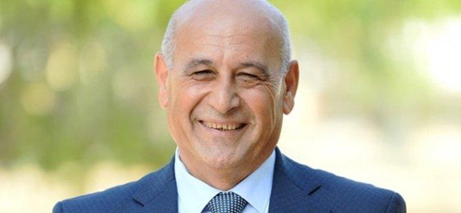 Gönyeli Belediye Başkanı Benli'den Akdoğan Belediye Başkanı Ahmet Latif'e destek geldi