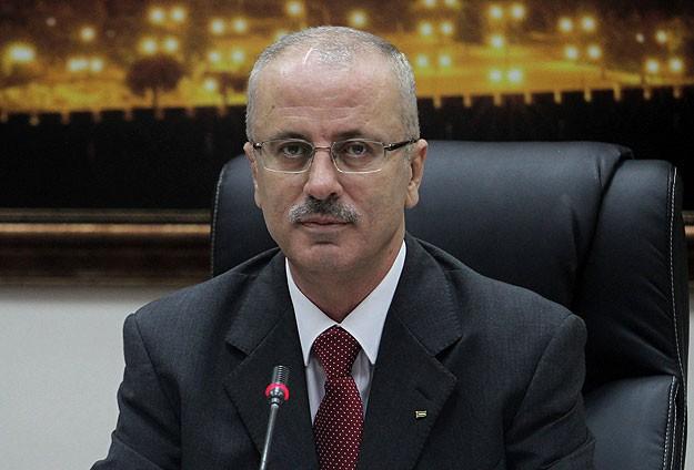 Filistin Başbakanı el-Hamdallah istifa etti