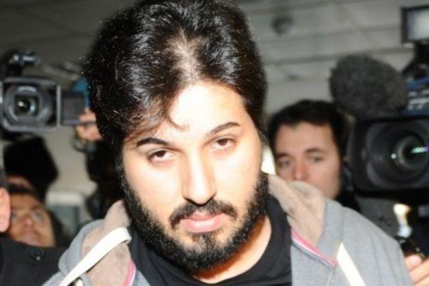 Rıza Sarraf ABD'de tutuklandı