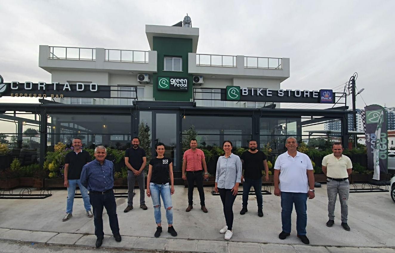 Green Pedal Kentsel Dönüşüm Komitesi Kuruldu
