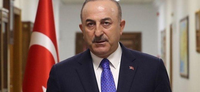 Çavuşoğlu: Maraş'ta mülkiyet hakları ihlal edilmiyor