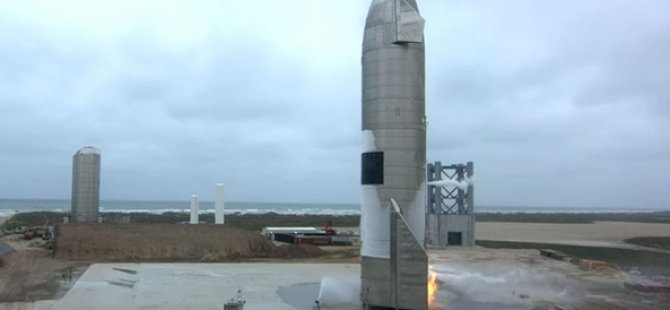 Spacex'in Mars'a Göndermeyi Planladığı Uzay Mekiğinin Prototipi Sn15 Başarılı Şekilde Yere İndi