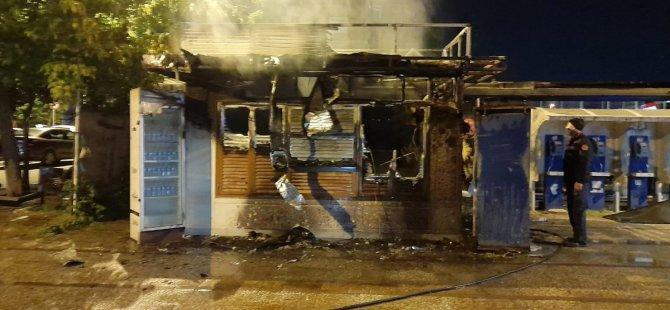 İBB Sözcüsü Ongun, Bakırköy'deki Halk Ekmek büfesi yangınının sabotaj kaynaklı olduğunu açıkladı