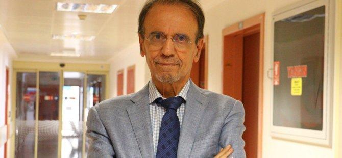 Tutuklanması için sosyal medyada kampanya başlatılan Prof. Mehmet Ceyhan'dan açıklama