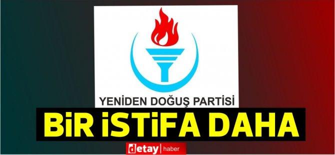 YDP Parti Meclis üyesi Fidan, partiden istifa etti!