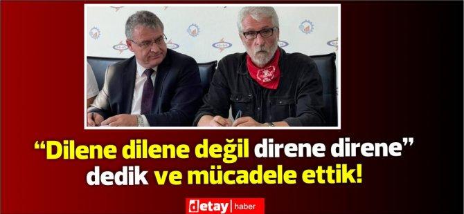 """EL-SEN:""""Dilene dilene değil direne direne"""" dedik ve mücadele ettik!"""