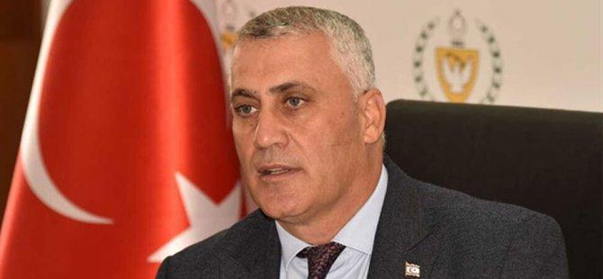 Bakan Amcaoğlu Ankara'ya Gidiyor