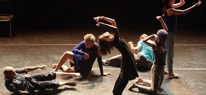Uluslararası Doğaçlama Dans Festivali, sınırları ortadan kaldırıyor!