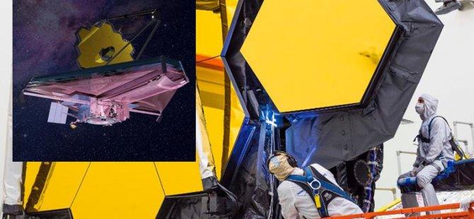 10 milyar dolarlık teleskop, evrendeki ilk yıldızları inceleyecek