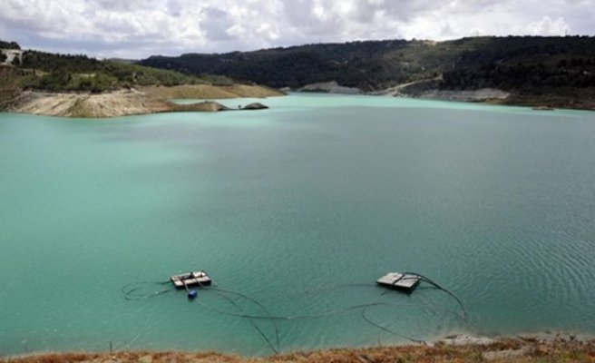 Geçitköy Barajı'ndaki arıza giderildi, su verilmeye başlandı