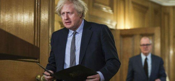 İngiltere Başbakanı Johnson'dan koronavirüsün Hindistan varyantı hakkında kritik açıklama!