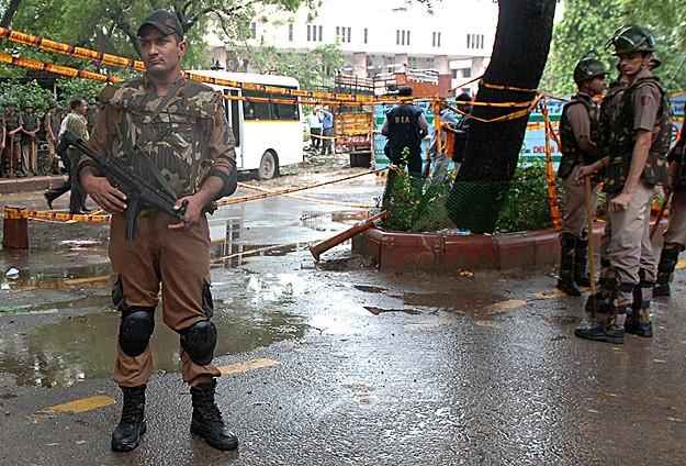 Hindistan'da saldırı: 17 ölü, 24 yaralı