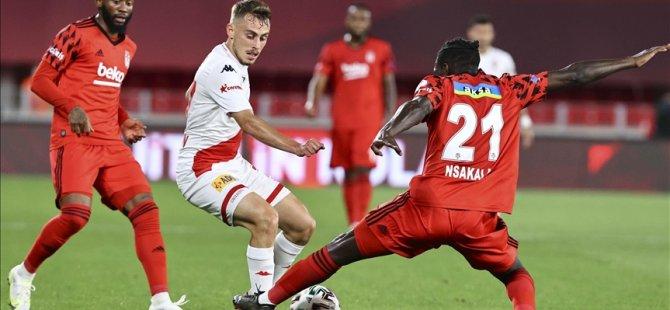 Beşiktaş Süper Lig'den sonra Ziraat Türkiye Kupası'nı da kazandı