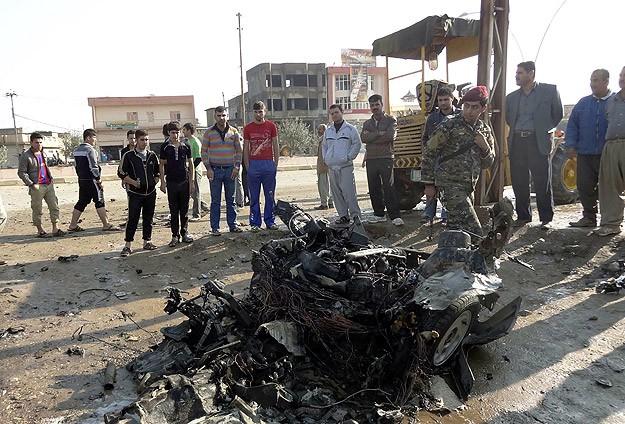 Irak'ta patlama: 3 ölü, 21 yaralı