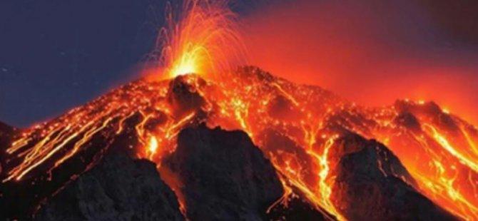 Kongo Demokratik Cumhuriyetinde Yanardağ Patlaması Nedeniyle 15 Kişi Hayatını Kaybetti