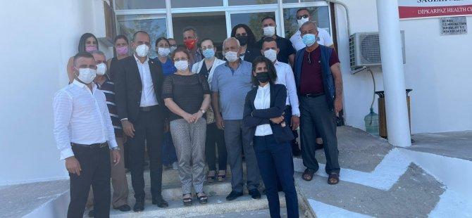 Sağlık Bakanlığı: Dipkarpaz Sağlık Merkezi'nde 112 acil hizmeti 24 saate çıkarıldı