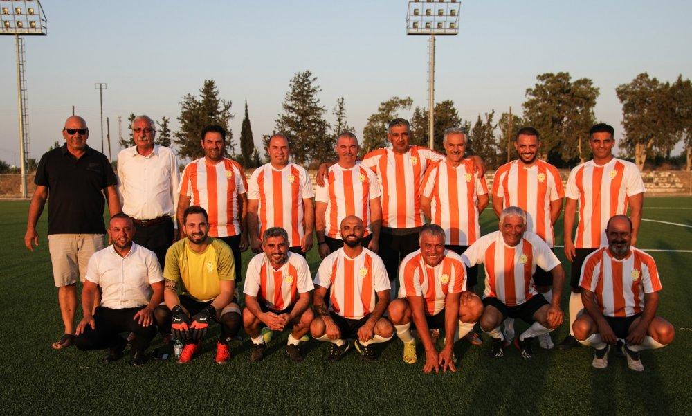 Cumhuriyet Meclisi ile K.T. Belediyeler Birliği arasında dostluk maçı oynanacak