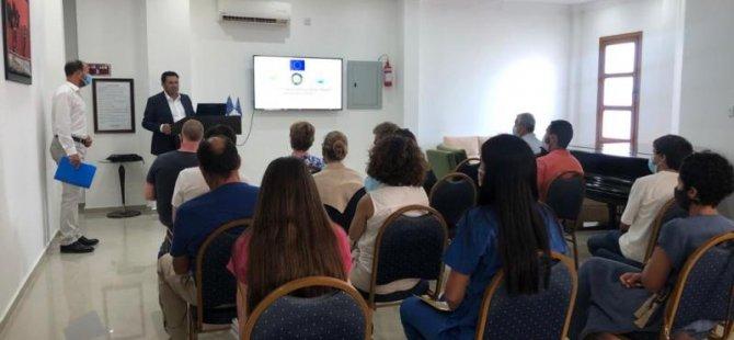 Avrupa Komisyonu Yapısal Reform Desteğinden Sorumlu Genel Direktör Mario Nava, Çatalköy Belediyesi'ne ziyarette bulundu