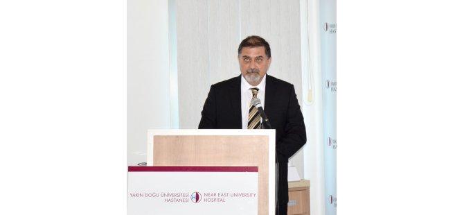 Yakın Doğu Üniversitesi Teknoloji Transfer Ofisi Başkanı Prof. Dr. Murat Özgören TÜBİTAK Ar-Ge Destek Grubu Yürütme Kurulu Üyeliğine seçildi