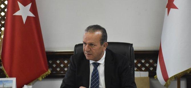 Turizm Ve Çevre Bakanı Ataoğlu, Ülke Turizmi Konusunda Değerlendirmede Bulundu