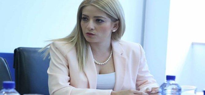 Temsilciler Meclisi'nin yeni başkanı Annita Dimitriu