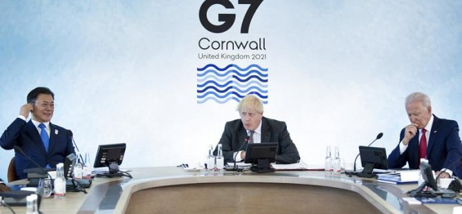 G-7 Zirvesi'nde Kuzey İrlanda tartışması: AB ve İngiltere, geri adım atmayacağını duyurdu