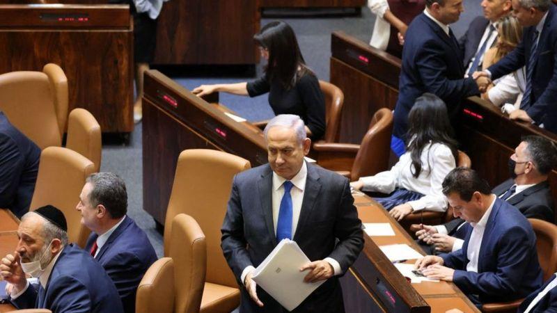 İsrail'de yeni dönem!
