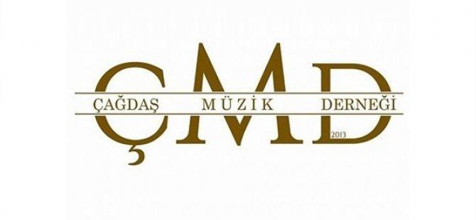 Çağdaş Müzik Derneği Başkanı yeniden Ersin Tünay