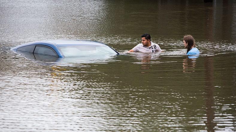 'Bir milyar kişi sel tehdidi altında yaşayacak'